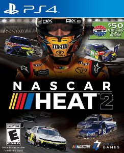 NASCAR Heat 2 Ultimate Edition PS4 PSN Mídia Digital
