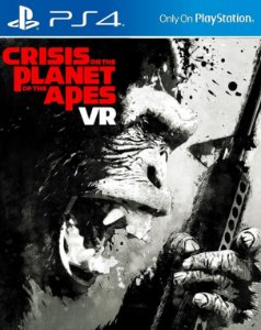 Crisis on the Planet of the Apes VR PS4 PSN Mídia Digital
