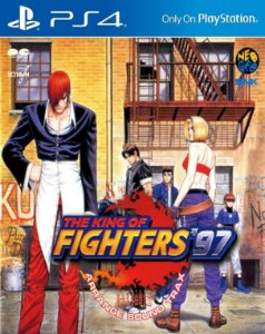 THE KING OF FIGHTERS '97 GLOBAL MATCH PS4 PSN Mídia Digital