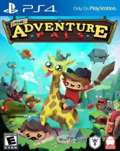 The Adventure Pals  PS4 PSN Mídia Digital