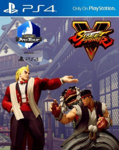 Street Fighter V Capcom Pro Tour 2018 Premier Package  PS4 PSN Mídia Digital