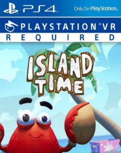 Island Time VR PS4 PSN Mídia Digital