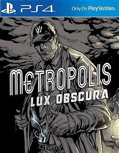 Metropolis: Lux Obscura PS4 PSN Mídia Digital