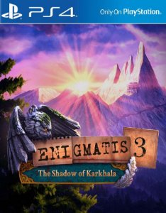 Enigmatis 3: The Shadow of Karkhala PS4 PSN Mídia Digital