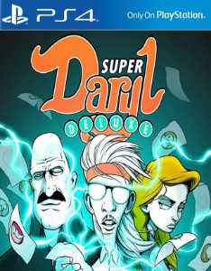 Super Daryl Deluxe PS4 PSN Mídia Digital