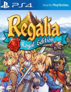 Regalia: Of Men and Monarchs - Royal Edition PS4 PSN Mídia Digital