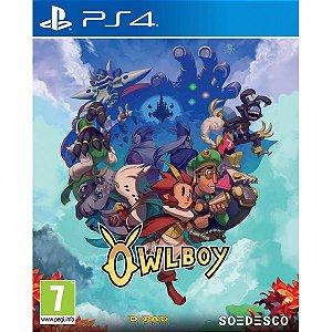 Owlboy PS4 PSN Mídia Digital
