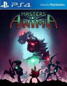 Masters of Anima PS4 PSN Mídia Digital