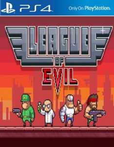 League of Evil PS4 PSN Mídia Digital
