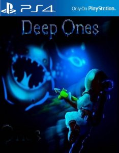 Deep Ones PS4 PSN Mídia Digital