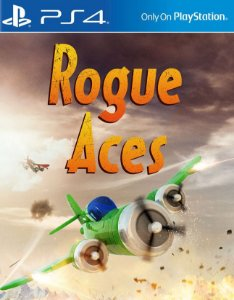 Rogue Aces PS4 PSN Mídia Digital