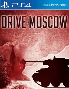Drive on Moscow PS4 PSN Mídia Digital