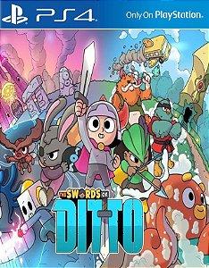 The Swords of Ditto PS4 PSN Mídia Digital