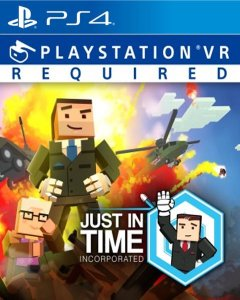 Just In Time Incorporated VR  PS4 PSN Mídia Digital