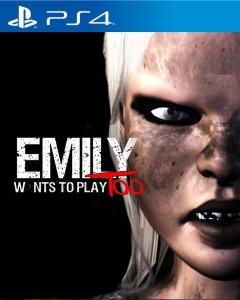 Emily Wants to Play Too (Emily TambÈm Quer Brincar) PS4 PSN Mídia Digital