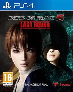Dead Or Alive 5 (Jogo completo) + Conjunto de 94 itens PS4 PSN Mídia Digital