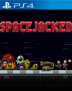 Spacejacked  PS4 PSN Mídia Digital