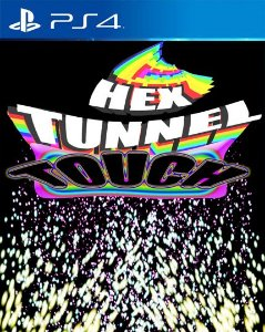 Hex Tunnel Touch  PS4 PSN Mídia Digital