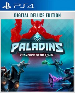 Paladins Digital Deluxe Edition  PS4 PSN Mídia Digital