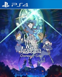 Little Witch Academia: Chamber of Time PS4 PSN Mídia Digital