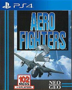 ACA NEOGEO AERO FIGHTERS 2  PS4 PSN Mídia Digital