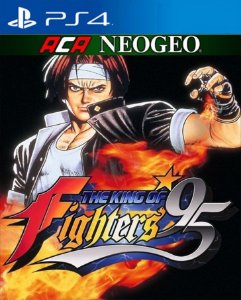 ACA NEOGEO THE KING OF FIGHTERS '95 PS4 PSN Mídia Digital
