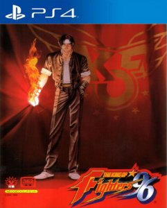 ACA NEOGEO THE KING OF FIGHTERS '96 PS4 PSN Mídia Digital