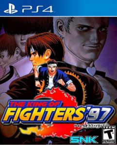 ACA NEOGEO THE KING OF FIGHTERS '97 PS4 PSN Mídia Digital