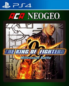 ACA NEOGEO THE KING OF FIGHTERS '99 PS4 PSN Mídia Digital