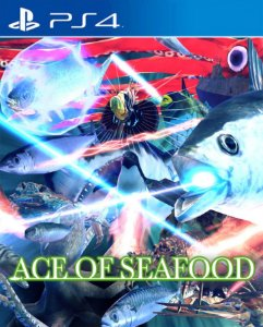 Ace of Seafood PS4 PSN Mídia Digital