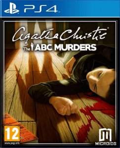 Agatha Christie - The ABC Murders PS4 PSN Mídia Digital