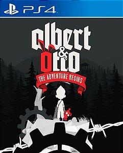 Albert and Otto PS4 PSN Mídia Digital