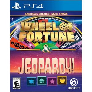 America's Greatest Game Shows: Wheel of Fortune® & Jeopardy! PS4 PSN Mídia Digital