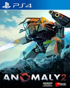 Anomaly 2  PS4 PSN Mídia Digital