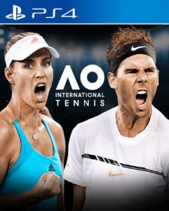AO International Tennis PS4 PSN Mídia Digital