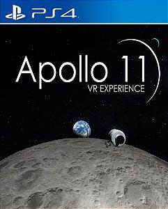 Apollo 11 VR PS4 PSN Mídia Digital