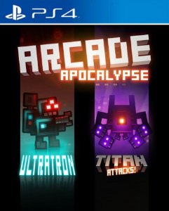 Arcade Apocalypse Bundle  PS4 PSN Mídia Digital