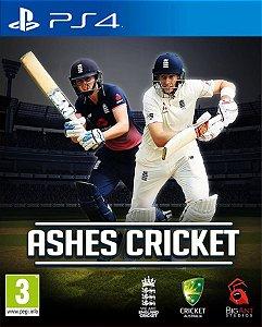 Ashes Cricket PS4 PSN Mídia Digital