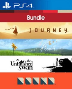 Avant-Garde Bundle PS4 PSN Mídia Digital