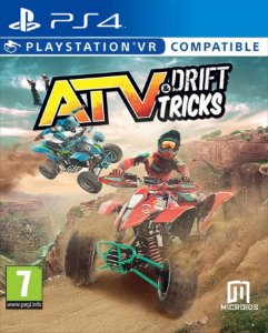 ATV Drift & Tricks Bundle PS4 PSN Mídia Digital