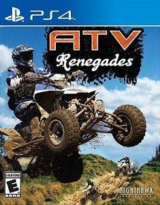 ATV Renegades PS4 PSN Mídia Digital