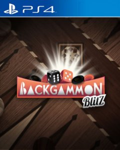 Backgammon Blitz  PS4 PSN Mídia Digital