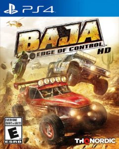Baja: Edge of Control HD PS4 PSN Mídia Digital