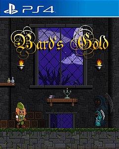 Bard's Gold PS4 PSN Mídia Digital