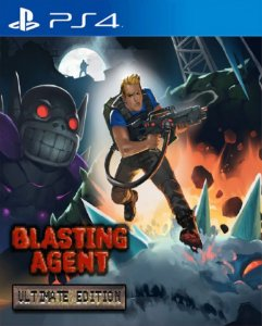 Blasting Agent: Ultimate Edition  PS4 PSN Mídia Digital