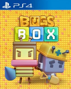 BugsBox PS4 PSN Mídia Digital
