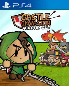 Castle Invasion: Throne Out PS4 PSN Mídia Digital