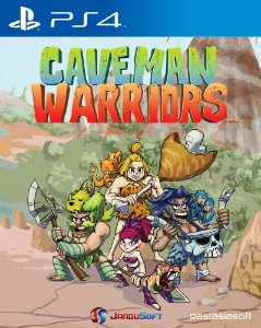Caveman Warriors PS4 PSN Mídia Digital