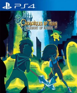 Chronicles of Teddy: Harmony of Exidus  PS4 PSN Mídia Digital