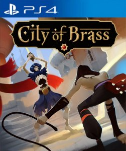 City of Brass PS4 PSN Mídia Digital